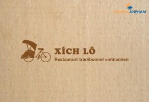 Thiết kế Menu nhà hàng Phong Cách